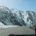 【ウズベキスタン06移動情報】ビシュケクからタシュケント(オシュ経由) さよならキルギス、そしてお母さん。。