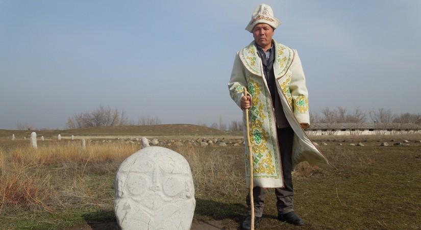 【キルギス06】ブラナの塔とバラサグン遺跡、そして三蔵法師の足跡に触れるアク・ベシム遺跡
