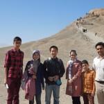 【イラン03】バードギールの立ち並ぶオアシス都市ヤズド そしてゾロアスター教のお墓