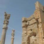 【イラン05】世界遺産ペルセポリス ペルシャ繁栄の面影を残すアパダーナのレリーフに釘付け