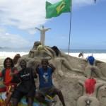 【ブラジル06】リオPart1~観光編~水着から階段までカラフルなリオ!