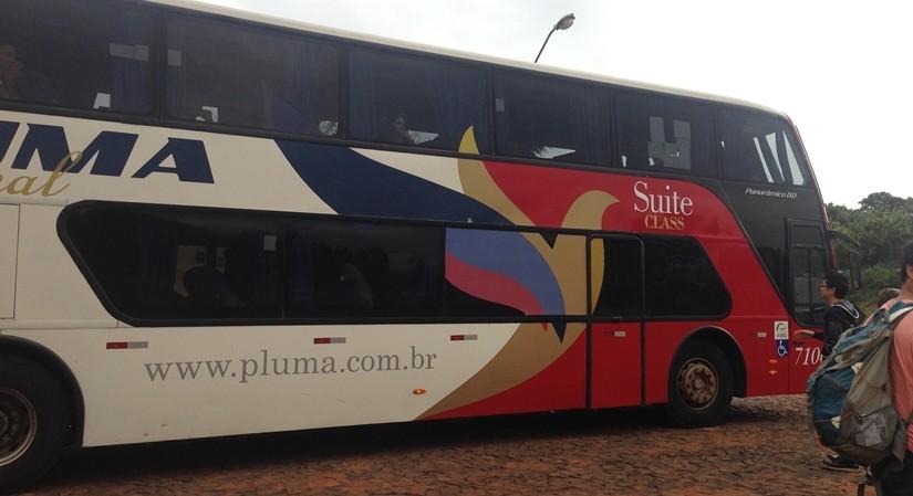 【パラグアイ07 移動情報】リオデジャネイロブラジルからイグアス日本人居住区パラグアイ