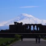 【アルメニア03】エレヴァン近郊の世界遺産・エチミアジンの教会群とズヴァルトノツの考古遺跡