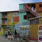 【アルゼンチン08】カラフルな町並みのカミニートと、世界で2番目に美しい本屋El ATENEO GRAND SPLENDID