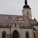 【クロアチア01】ザグレブ街歩き