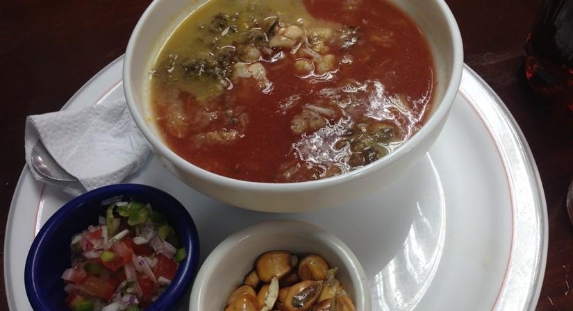 【エクアドル11】グアヤキルおすすめのレストラン「El Puerto」でエクアドル・セビッチェに舌鼓