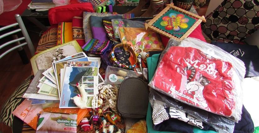 【ペルー15】クスコ&リマのお土産情報!リマの郵便事情も。 (3)