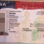 【アメリカ14 ビザ情報】ハバナ/キューバで取るアメリカビザ情報