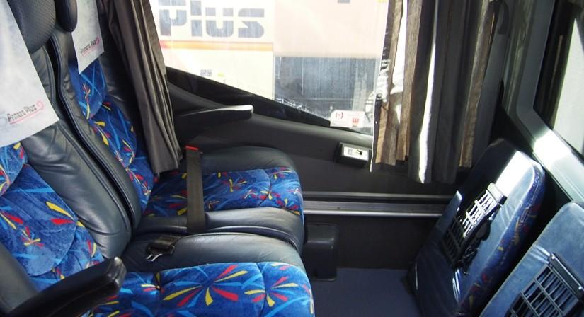 【メキシコ11】とっても快適!メキシコシティからグアナファトへのバス移動と、グアナファトの宿情報