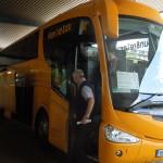 【チェコ01】ベルリン/ドイツからプラハ/チェコへのバス移動情報