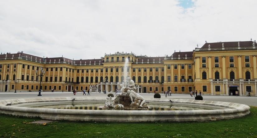 【オーストリア02】ザッハトルテも忘れずに!一日でウィーンの町を観光♪