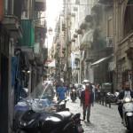 【イタリア08】ナポリの安宿「オステッロメルジェリーナOstello Mergellina」