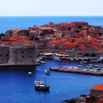 【クロアチア06】青い海とオレンジ色の屋根…ジブリ映画のモデル、ドゥブロヴニク観光Part2