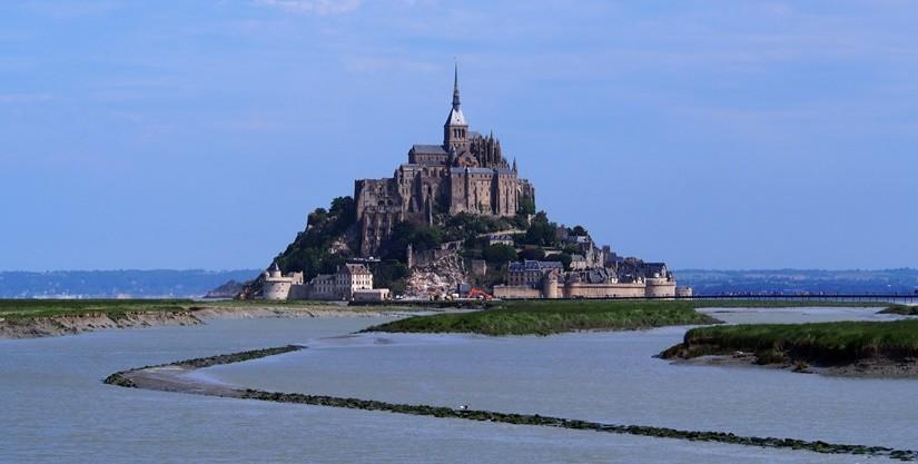 【フランス07】いざ!憧れの世界遺産モンサンミッシェルへ♪