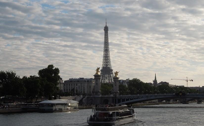 【フランス01】ミラノ/イタリアからパリ/フランスへのバス移動情報